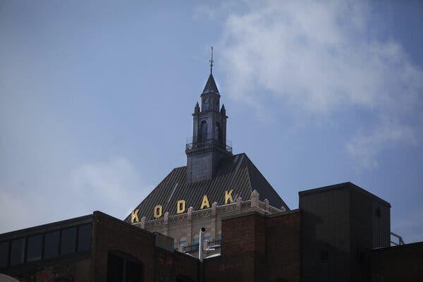 Kodak Tower, Rochester, N.Y.