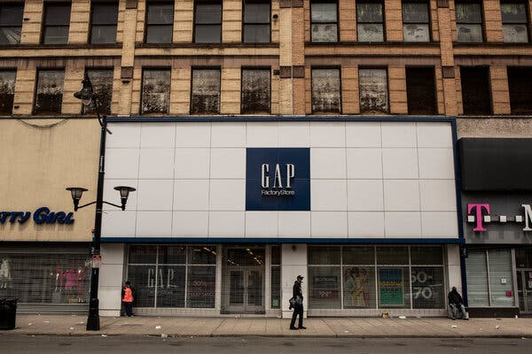Gap, based in San Francisco, confirmed it has filed multiple counterclaims and five of its own lawsuits against landlords.