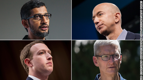 Congress' Big Tech investigation finds companies wield 'monopoly power'