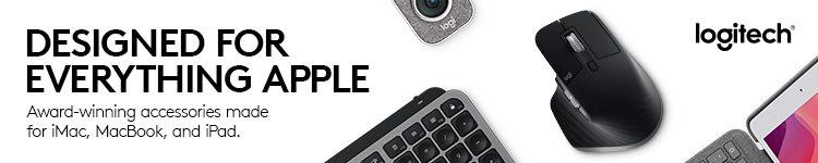 Logitech Mac keyboard