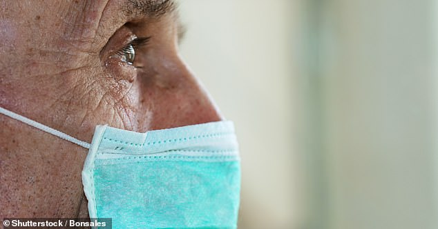 For those aged 10 to 20 the risk of dying from a coronavirus infection is three in a million but for those over 65 it goes up to about 60,000 in a million, figures show. Stock image