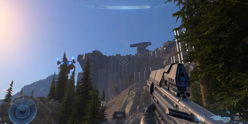 Halo Infinite gameplay
