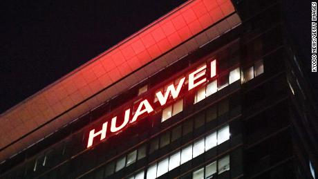 Huawei's Shenzhen headquarters. Its 5G business is in danger, as the company battles a prolonged American campaign against its business.