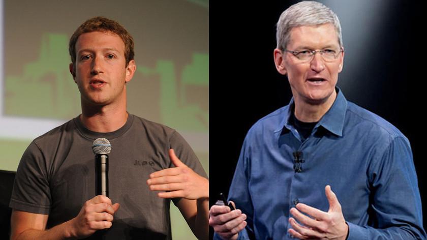 Zuckerberg Cook