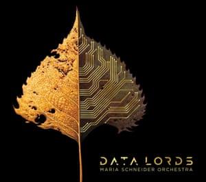 Maria Schneider: Data Lords album art work