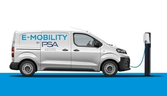 PSA Group will offer and electric (EV) version of all its CVs by 2021