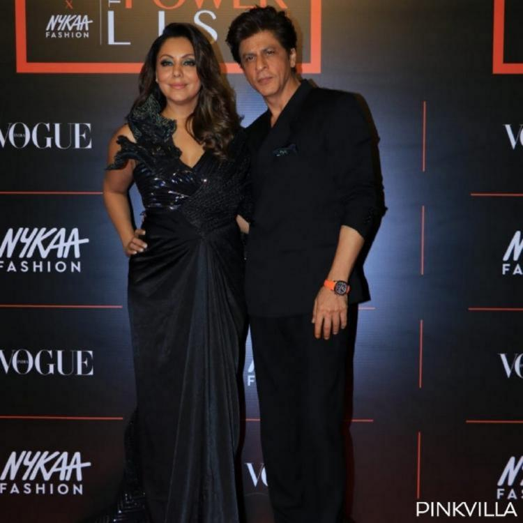 Shah Rukh Khan and Gauri Khan's adorable banter over refurbishing his office room wins the internet; See Post