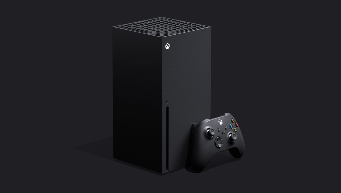 xbox series x console controller