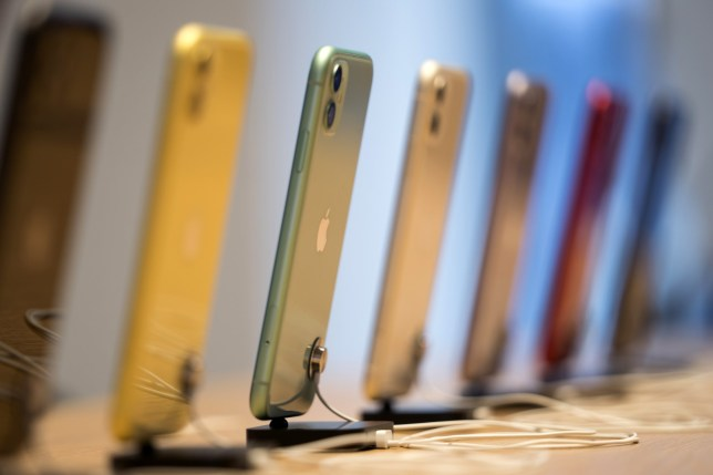 The next iPhone could be revealed in September (Photo by Tomohiro Ohsumi/Getty Images)
