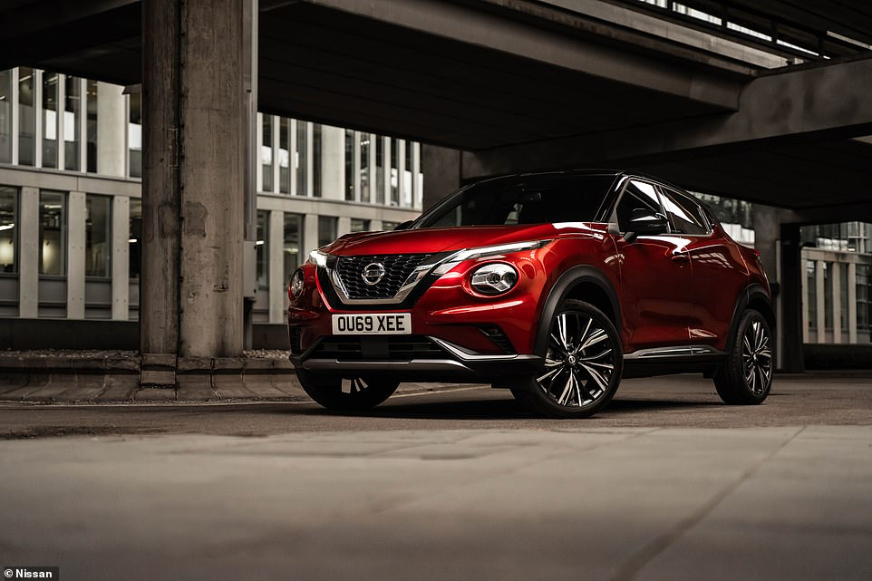 The first thing to note about the latest Nissan Juke is that it's an all-round much better looking car than the model it replaced. It also has plenty of equipment and a quality cabin
