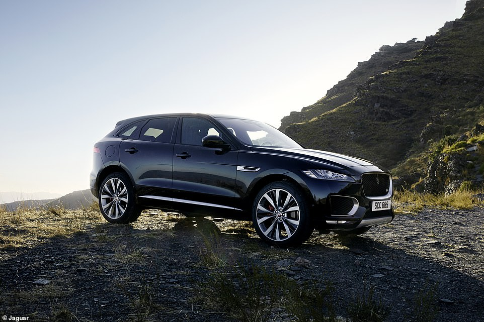 The F-Pace was Jaguar's first SUV model. It's since been joined by the smaller E-Pace and electric I-Pace, but these are not manufactured in the UK
