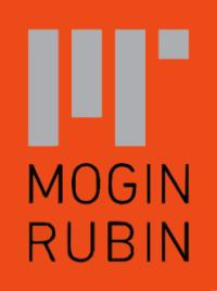 MoginRubin Law FIrm Logo
