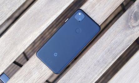 Google Pixel 4a review