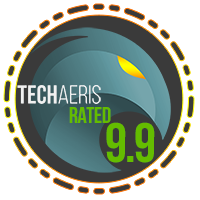 Techaeris Rated 9.9/10