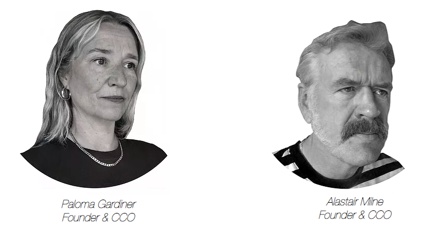 Milne and Gardiner: grads are GUAP founders and CCOs
