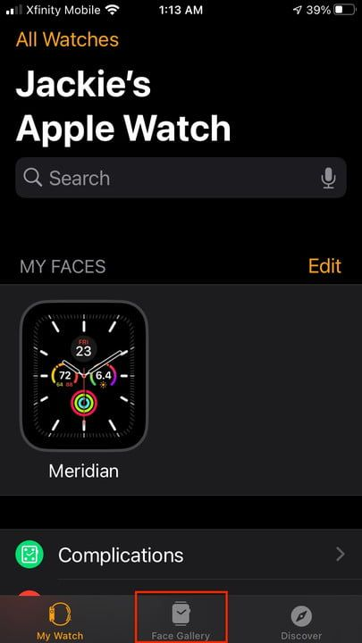 how to pair an apple watch face1