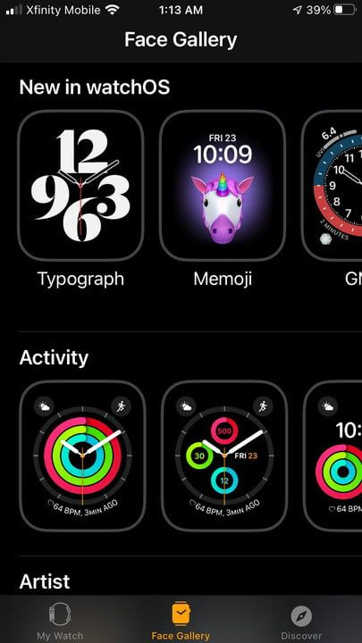 how to pair an apple watch face2