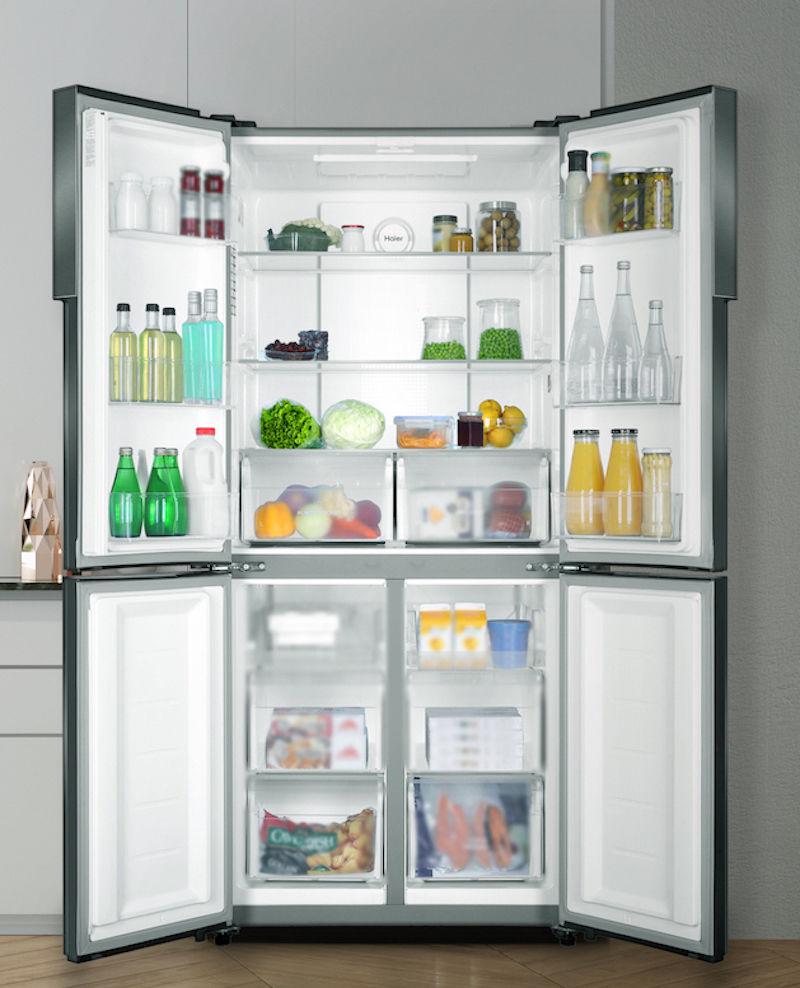Haier Cube fridge interior