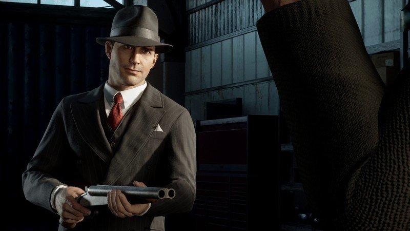 Mafia De Shotgun