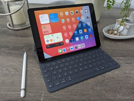Adding the Smart Keyboard and Apple Pencil will push the price up but make the iPad an even more complete package (Metro.co.uk)