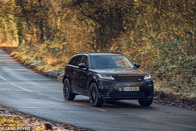 The most common issues with Land Rover models, like the Range Rover Velar pictured, were related to the in-car infotainment system. The luxury car brand said over-the-air updates to the latest systems should resolve any issues