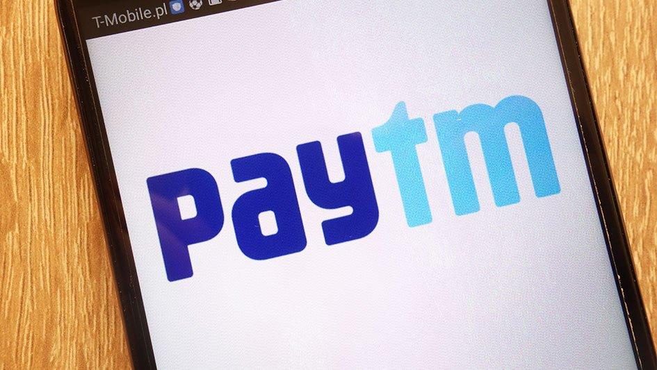 Paytm digital payments app