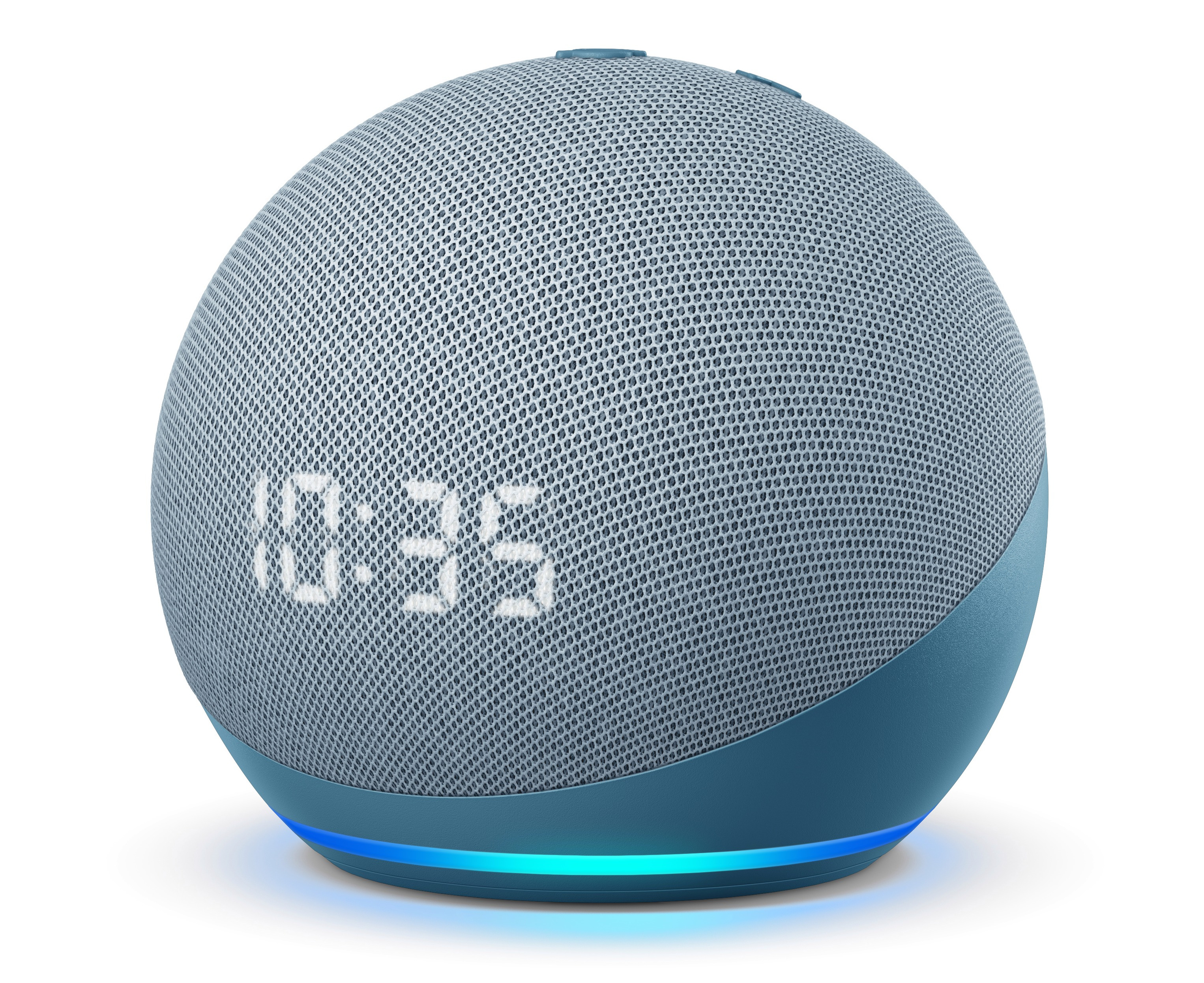 Dot is the top seller of the Echo family and now it's spherical