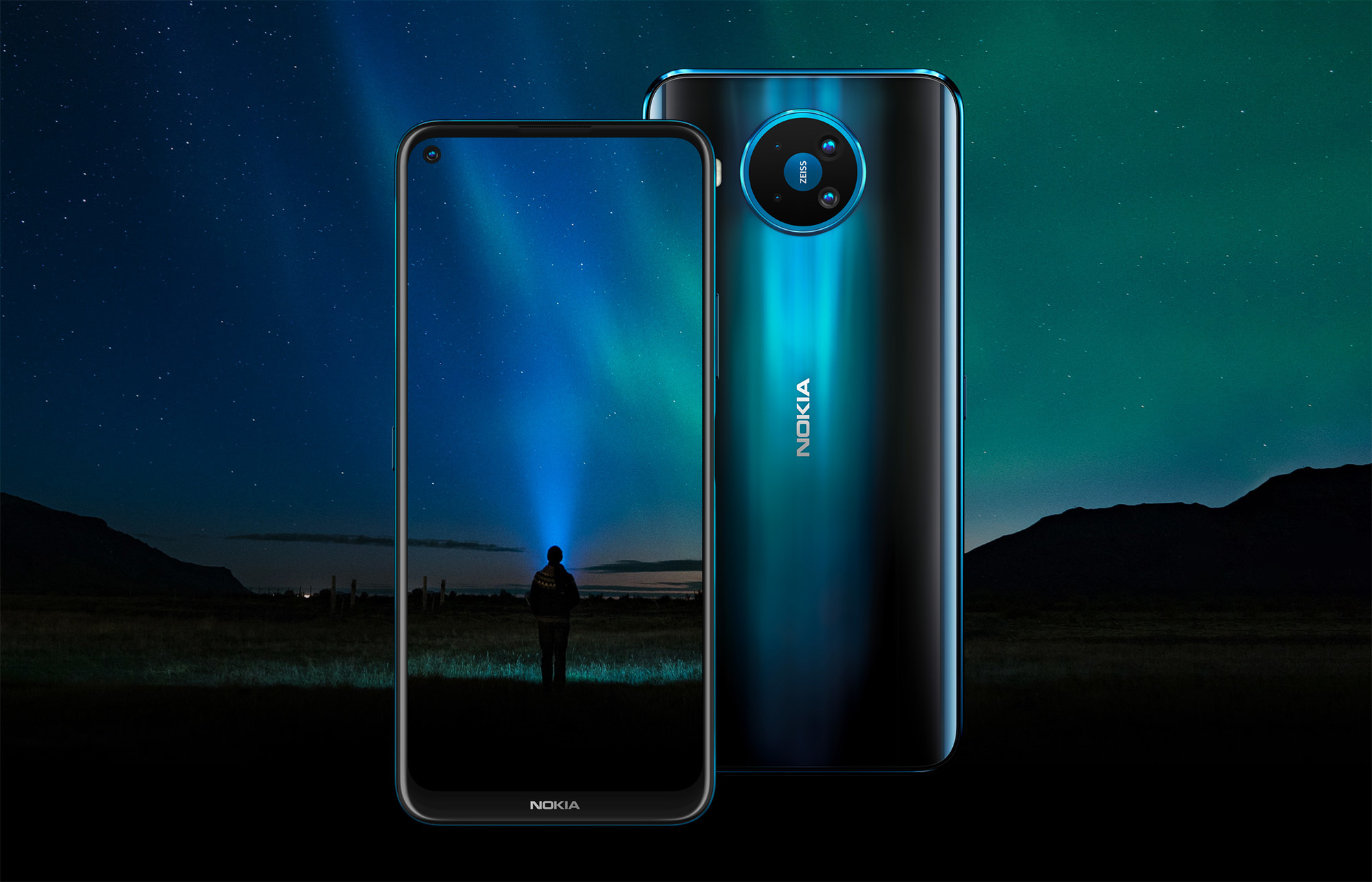 Nokia's 8.3 has 5G connectivity which is rare on a phone at this price