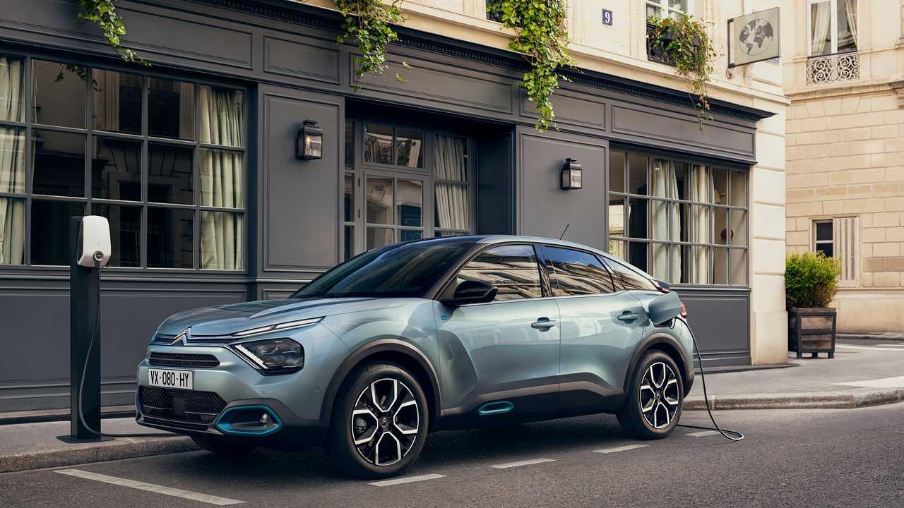 Citroën C4 (2020)