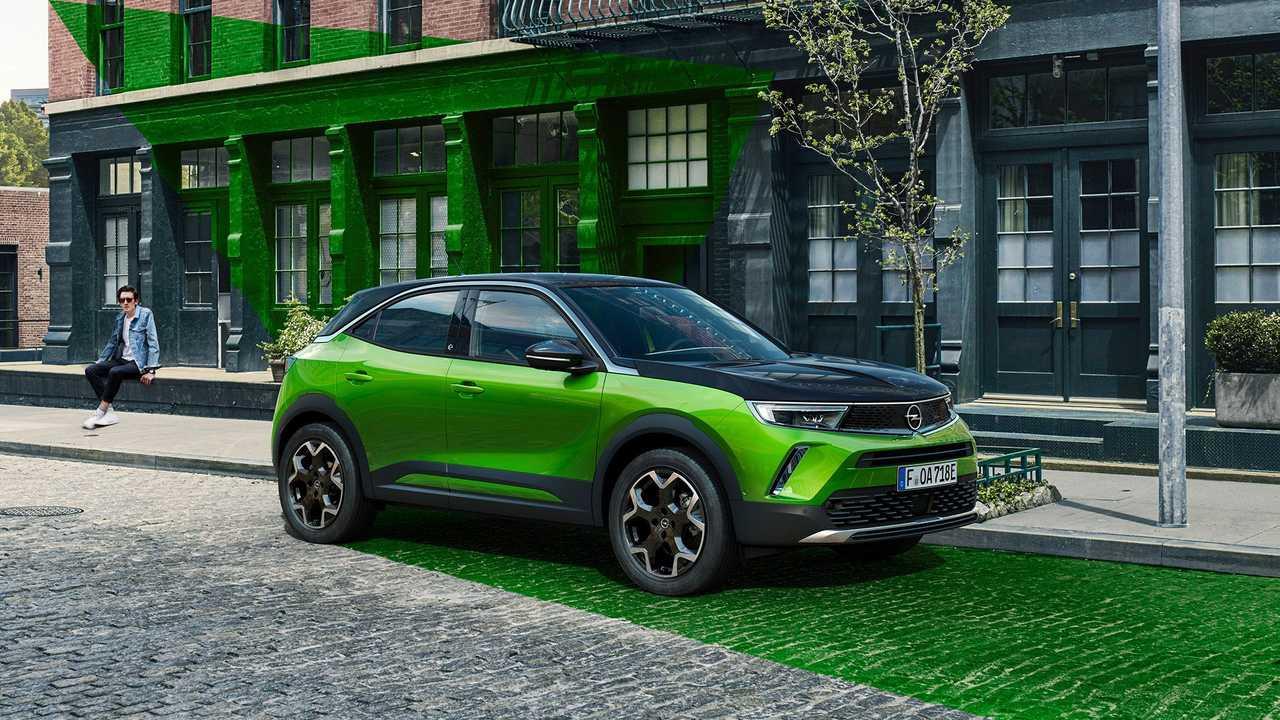 Opel Mokka-e (2020)
