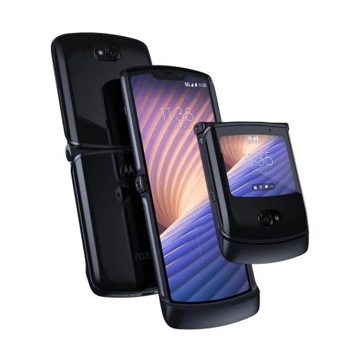 T-Mobile Motorola razr 5G