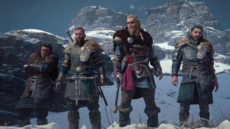 Assassins Creed Valhalla Eivor Trailer