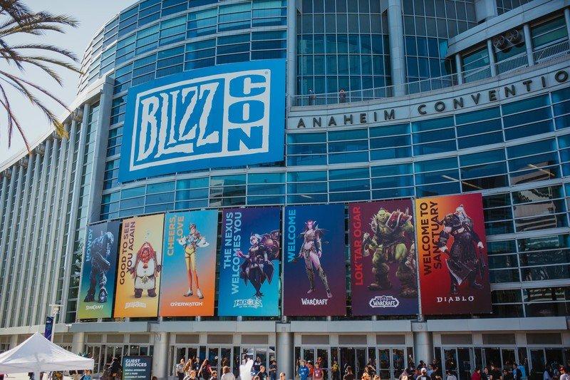 Blizzcon 2019 in Anaheim