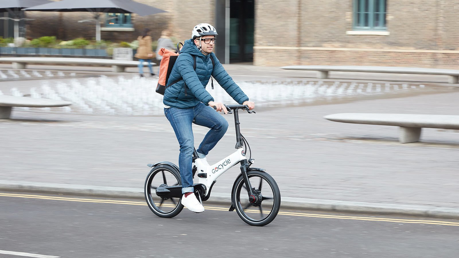 Can you get fit on an electric bike?