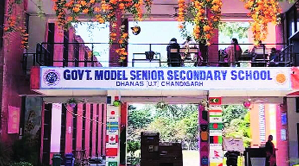Chandigarh online classes, Chandigarh govt school online classes, online classes Chandigarh govt school, Chandigarh news, city news, Indian Express