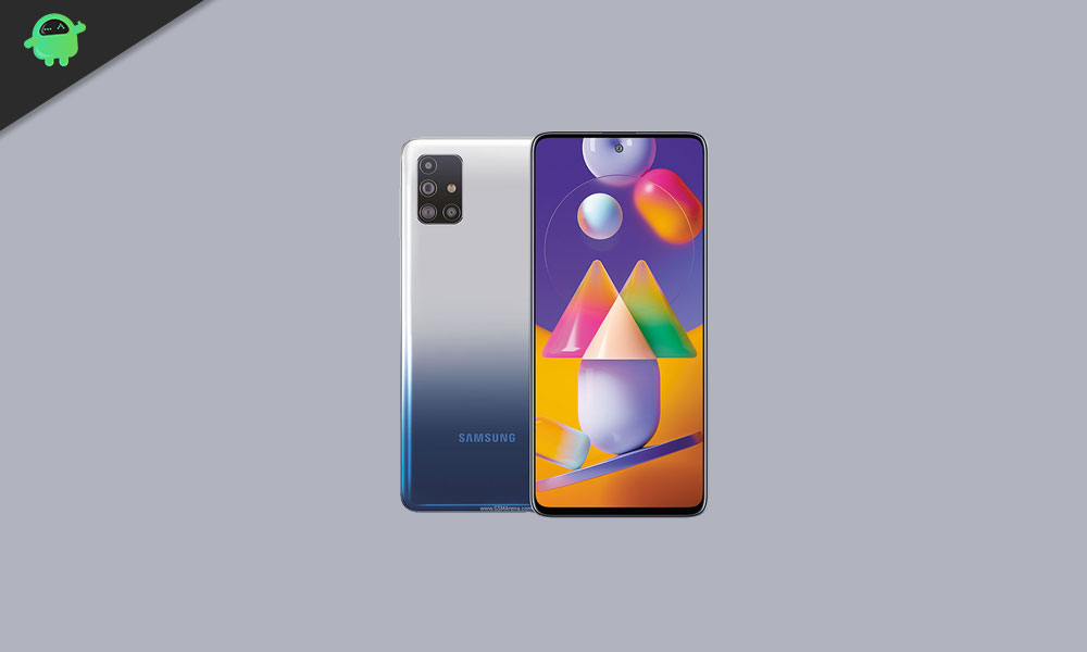 Download Samsung Galaxy M31s Stock Wallpapers
