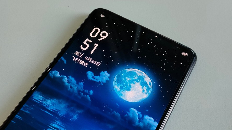 Realme exec teases a notchless smartphone with an under-display camera