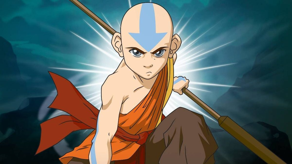 A poster of Avatar: The Last Airbender