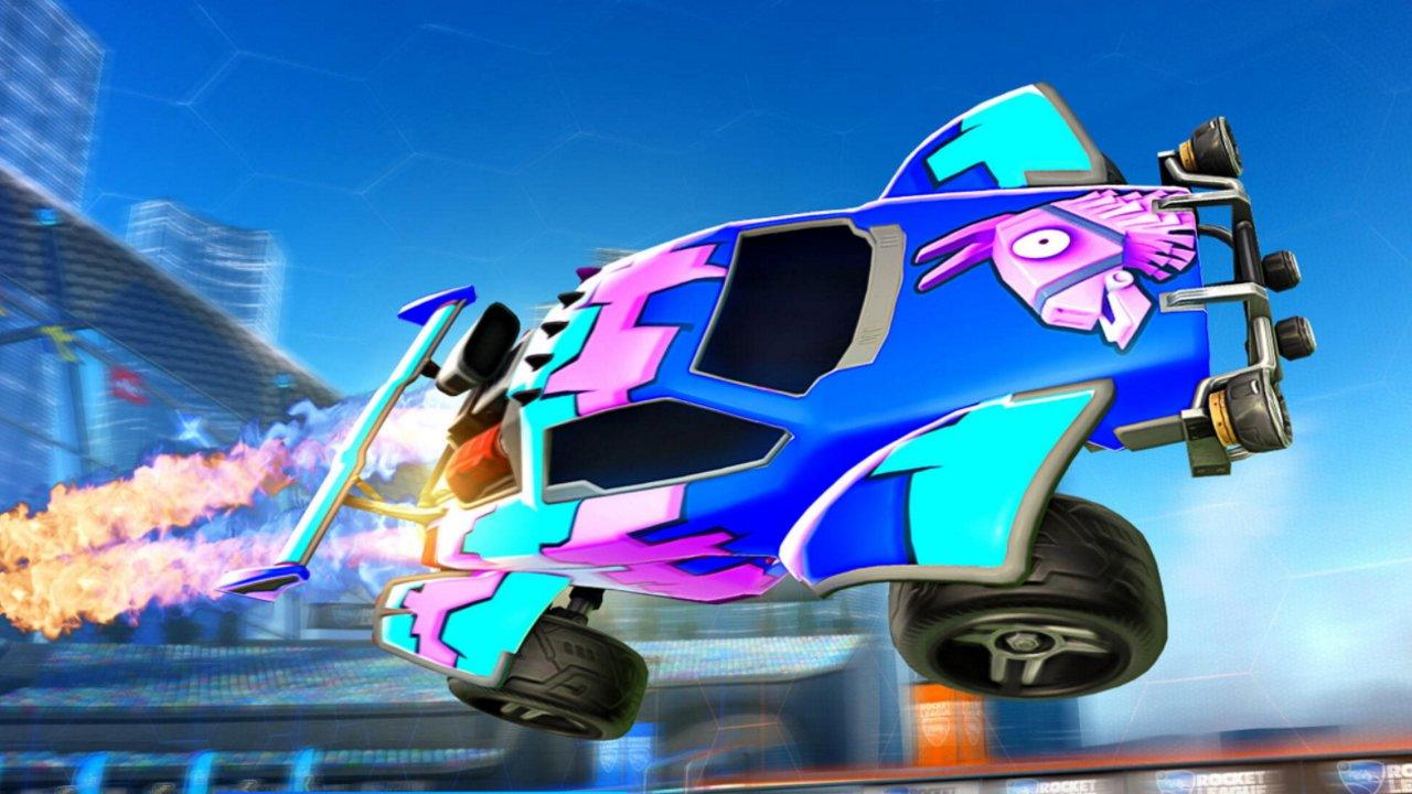 Rocket League Epic Games Store $ 10 Coupon