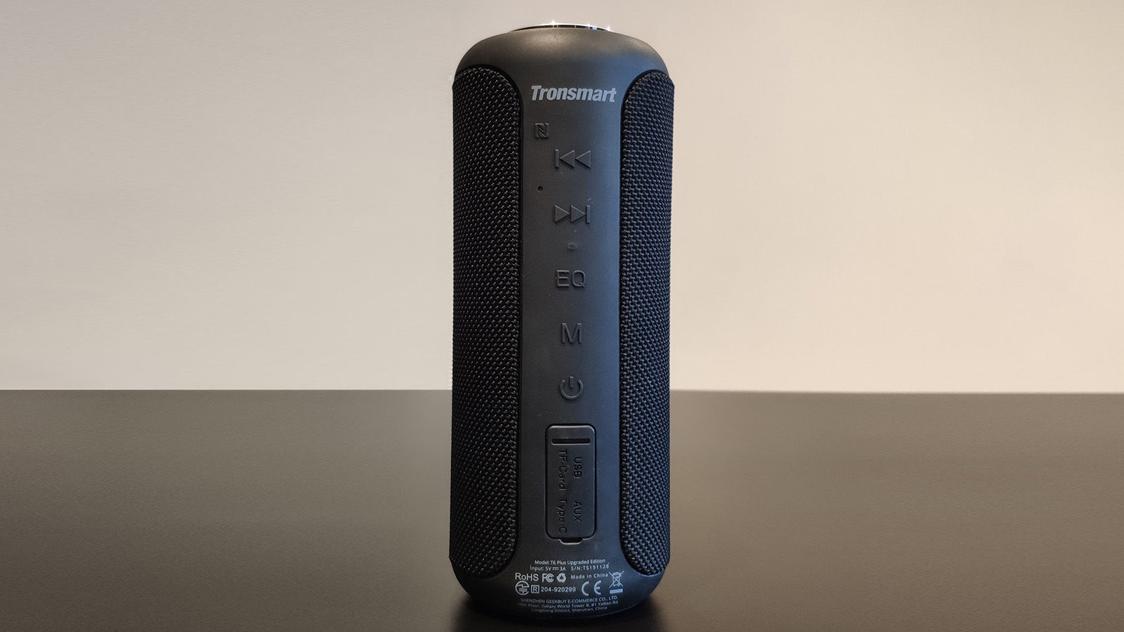 Tronsmart T6 Plus Upgraded Edition