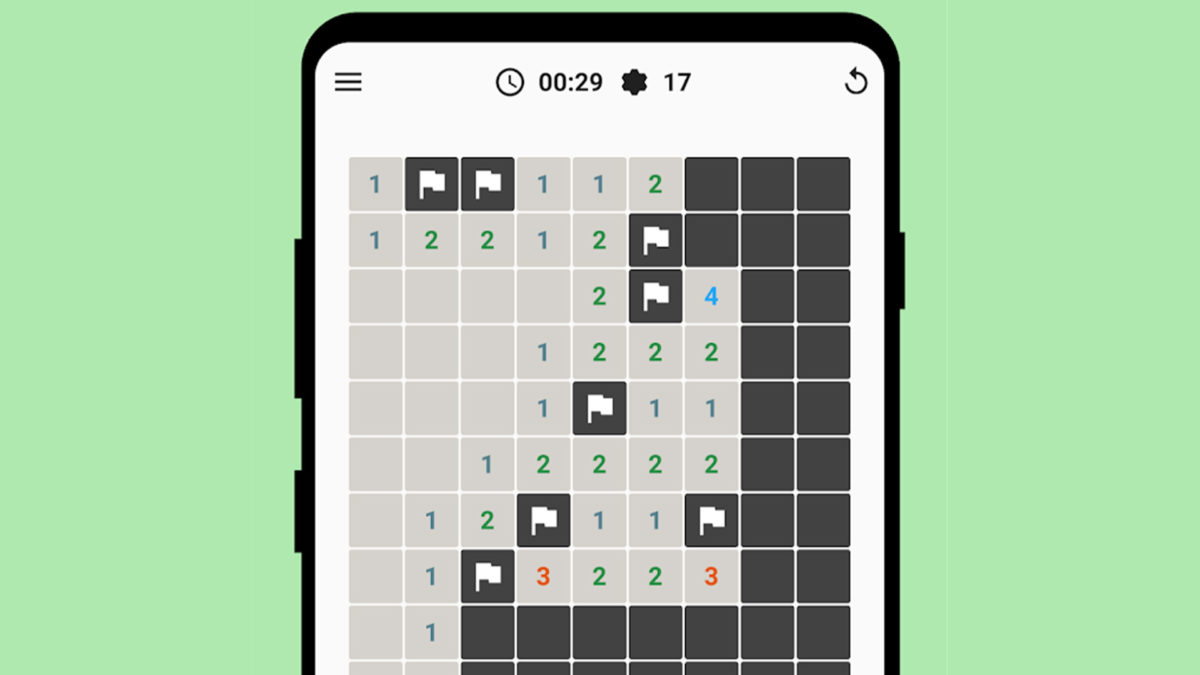 Minesweeper Antimine best minesweeper games for Android