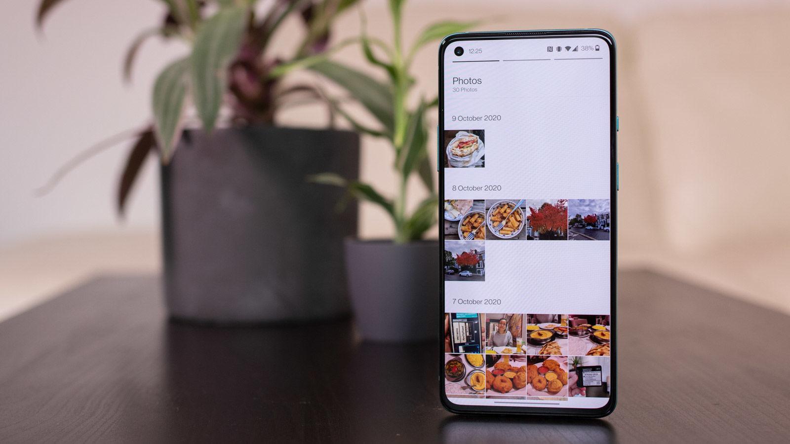 OnePlus 8T photos