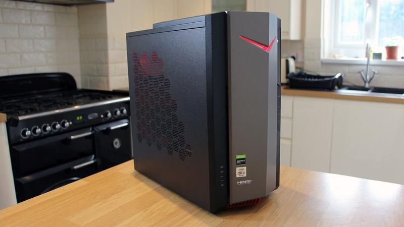 Acer Nitro N50 design