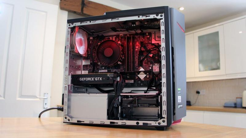 Acer Nitro N50 specs