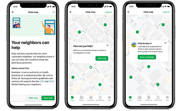 Nextdoor is a particularly tempting target, as use of the app has skyrocketed nearly 80 percent during the pandemic