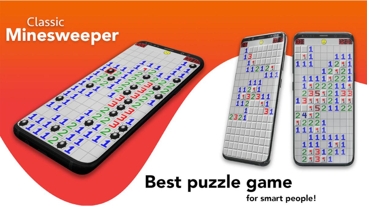 Minesweeper by Evgeny Karavashkin screenshot