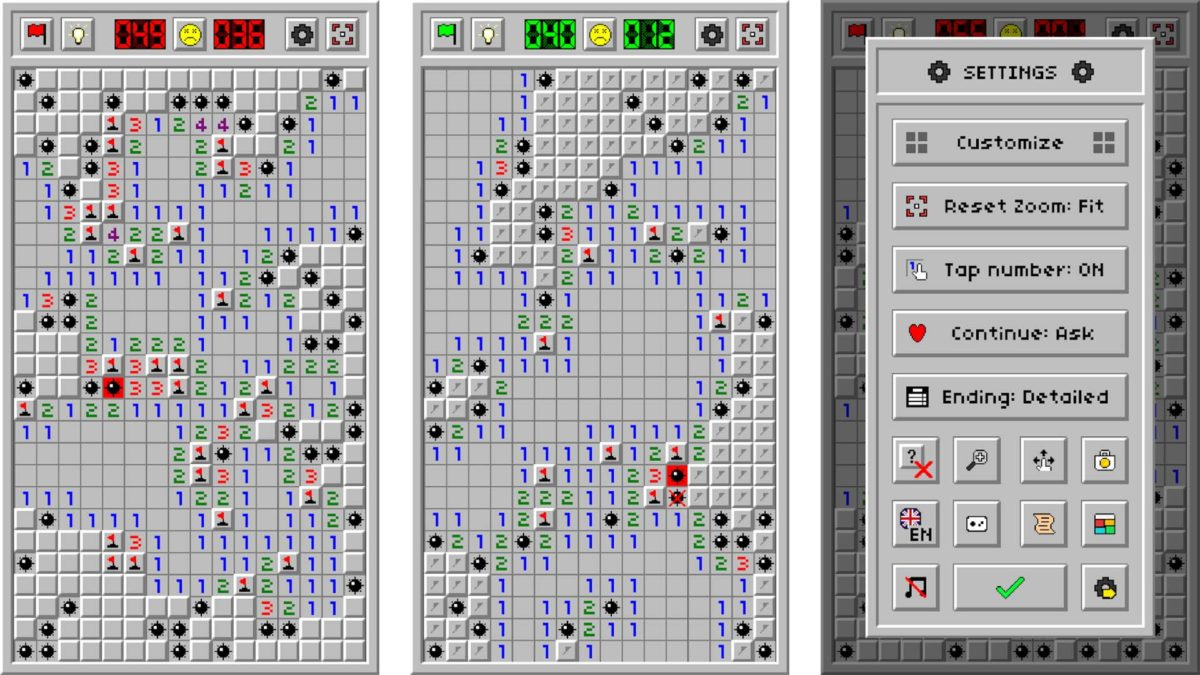 Minesweeper Classic Retro screenshot