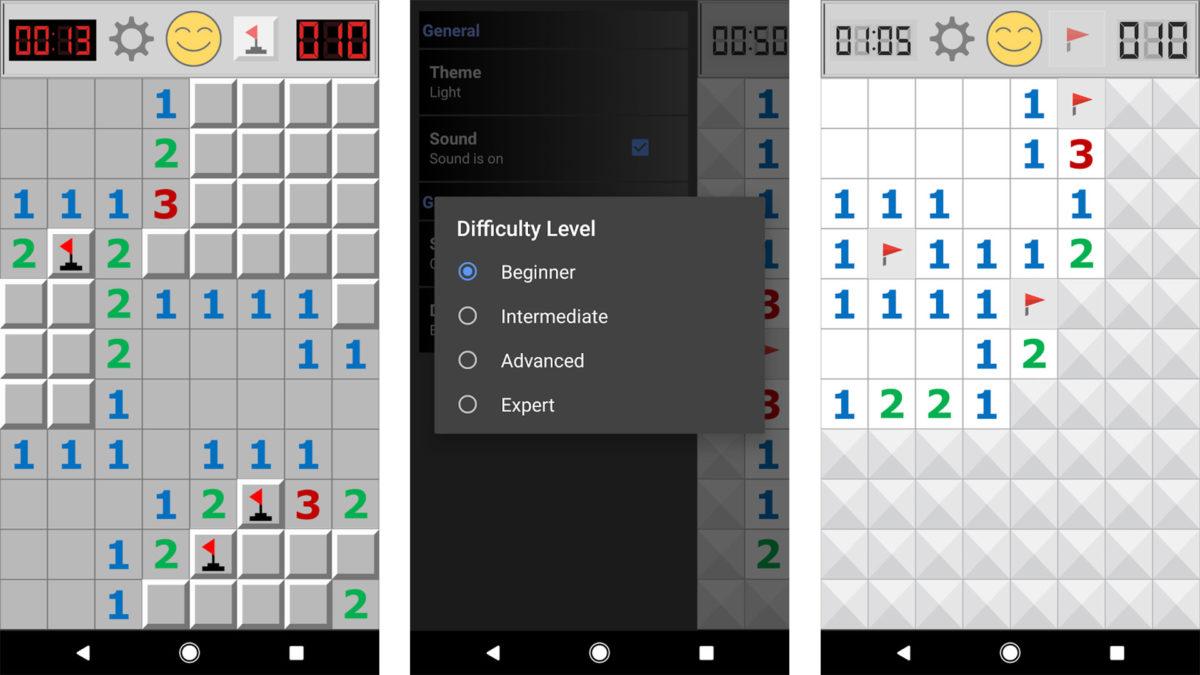 Minesweeper by Mindware screenshot