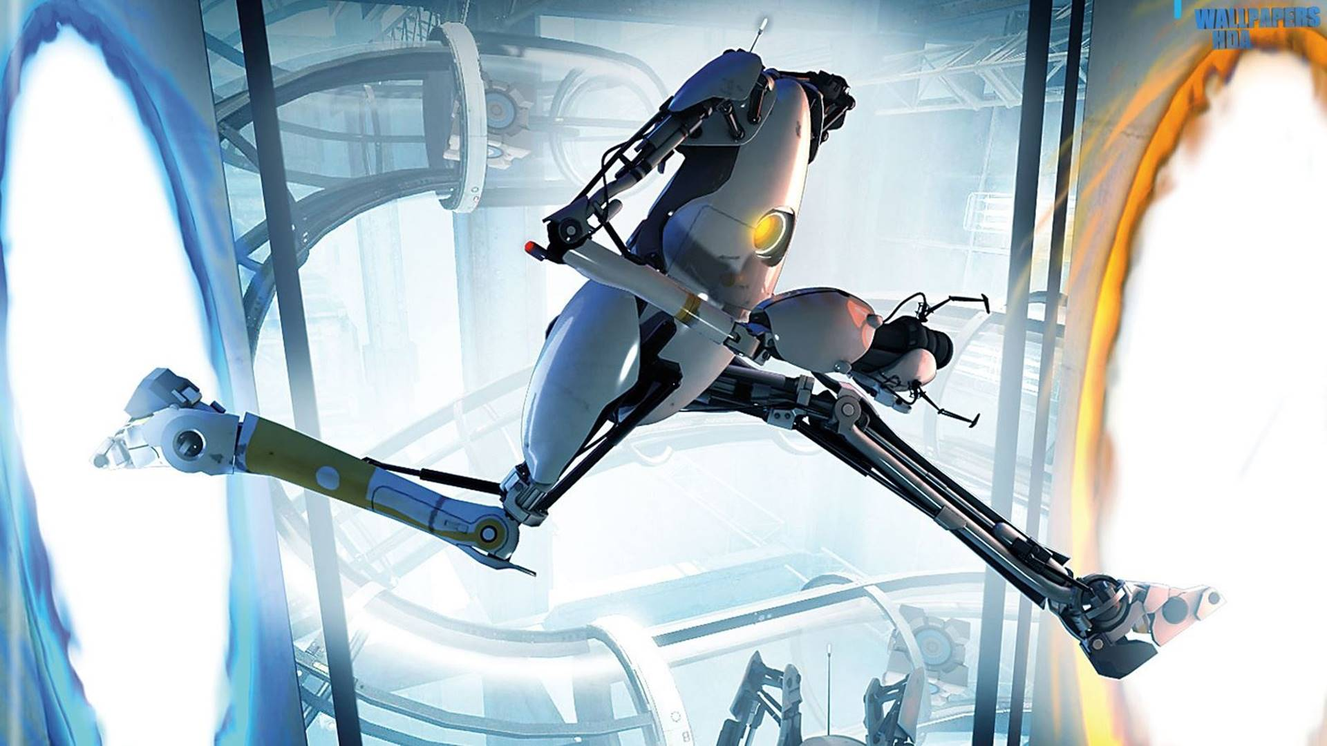 <h3>1. Portal 2</h3>Portal 2 claims the top spot (for the final year on this list before it ages out) because, in the past decade, nothing else has struck so many chords so perfectly and accomplishes so much so well. Its impeccable level design, charming personality, and exceptional and varied puzzle systems make us feel smarter just for getting through it. Plus, its co-op campaign requires a different sort of collaborative smarts, and that helps it remain one of the best multiplayer experiences you can share with a pal around.<br /> Valve is a developer that, presumably because of the time it takes to make its incredible games, creates a feeling of timelessness in its design. Portal 2 – which iterated on and added to the brilliant, mind-bending puzzles and world-building of its short but sweet predecessor – feels just as clever and unique as it did in 2011. Simply put, if you've never played Portal 2, your top gaming priority right now should be to do just that. <br /><br /><i><a  data-cke-saved-href=