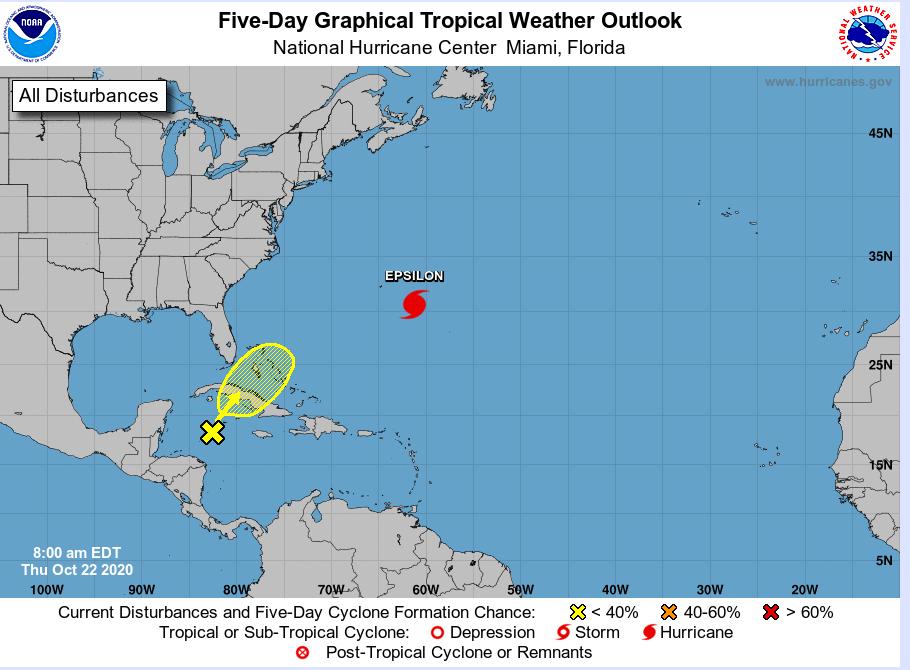 Tropical System Florida